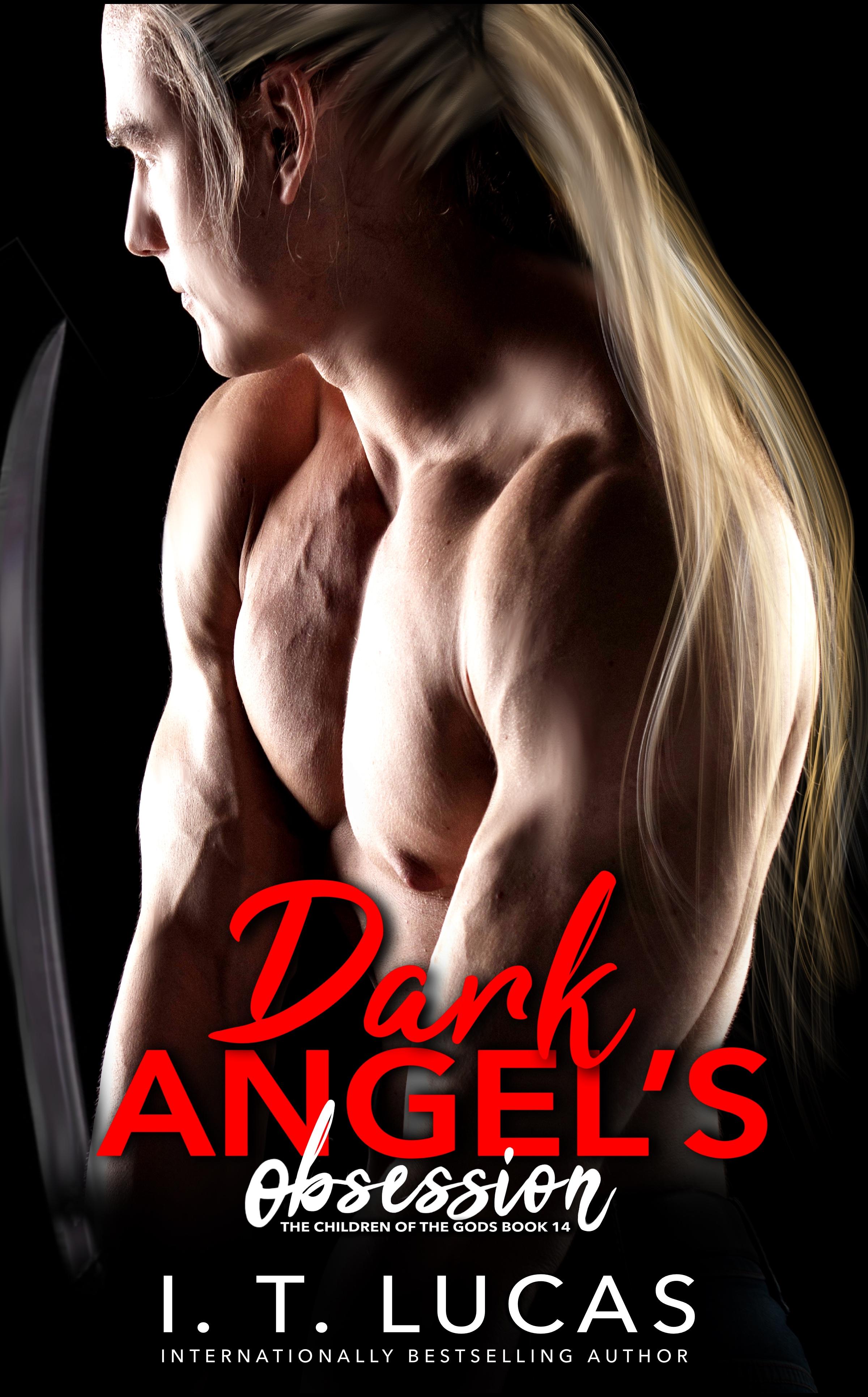Dark Angel's Obsession (The Children of the Gods #14)