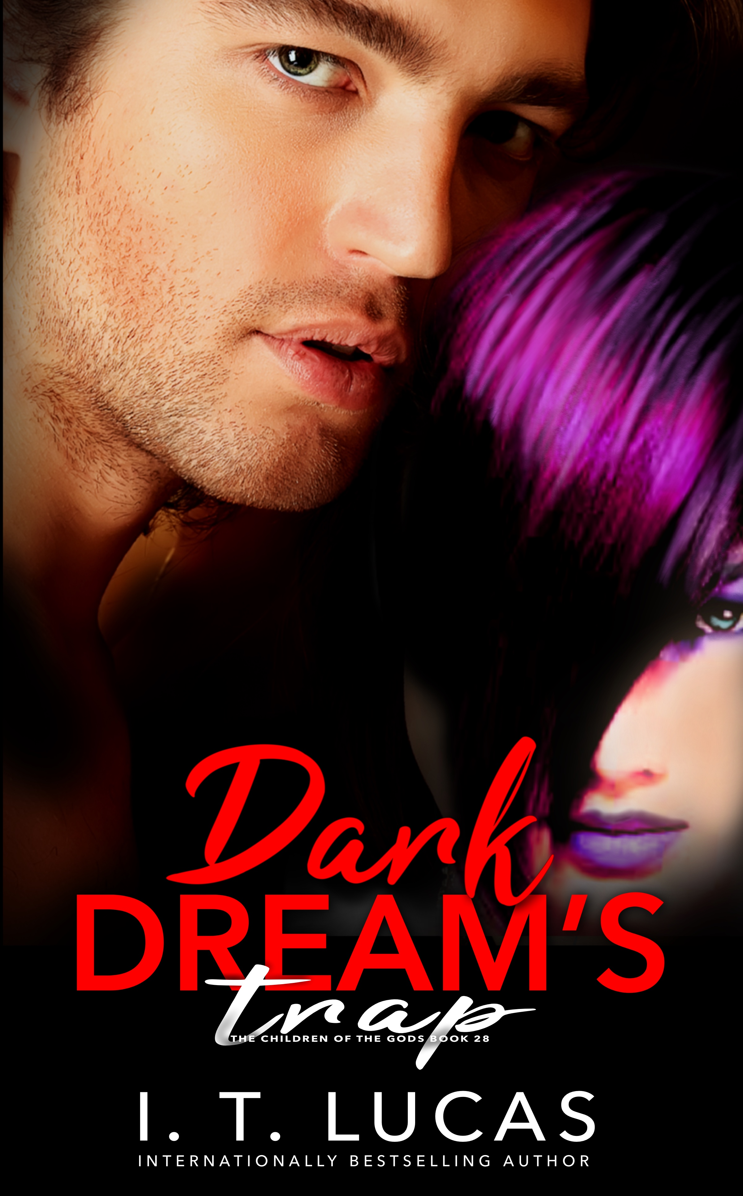 Dark Dream's Trap (The Children Of The Gods, #28)