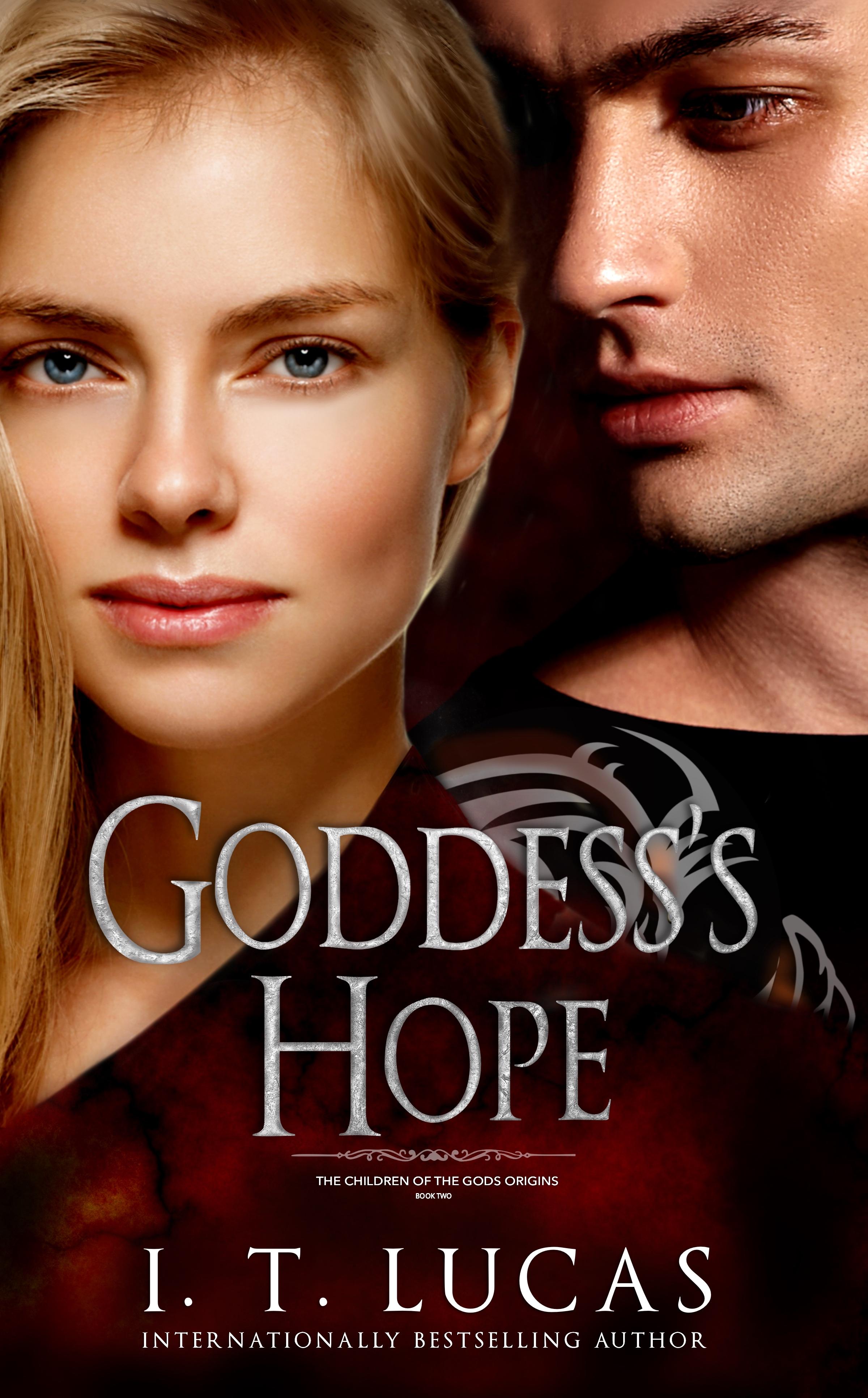 Goddess's Hope (The Children Of The Gods Origins, #2)