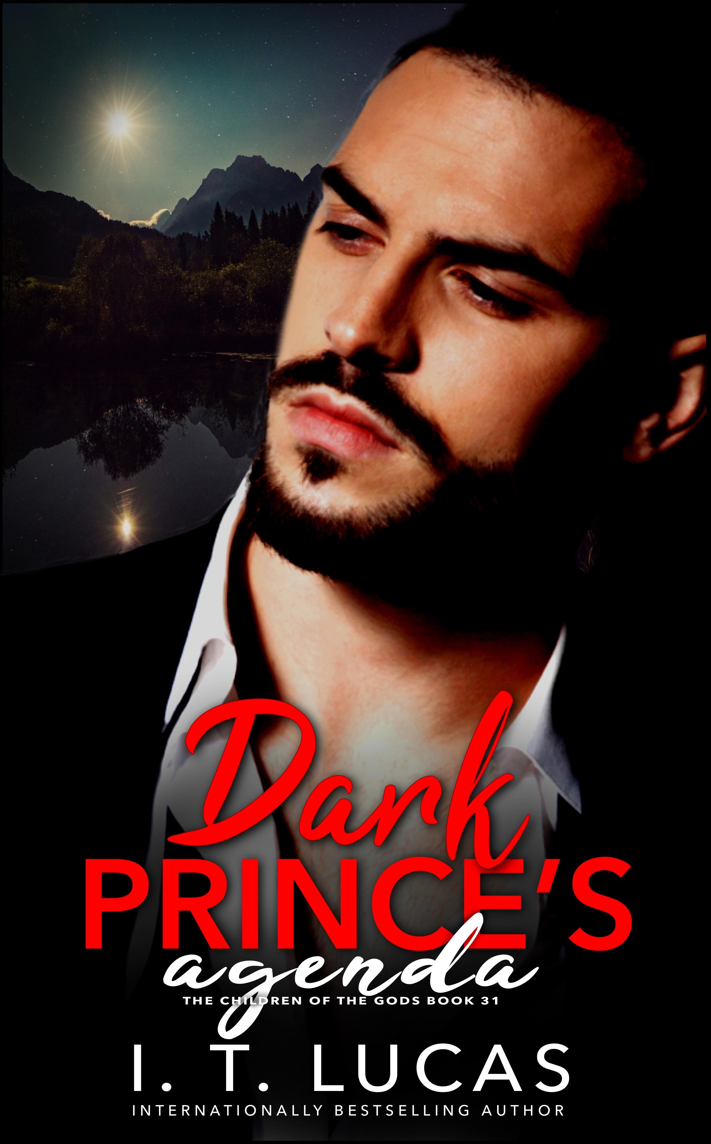 Dark Prince's Agenda (The Children Of The Gods #31)
