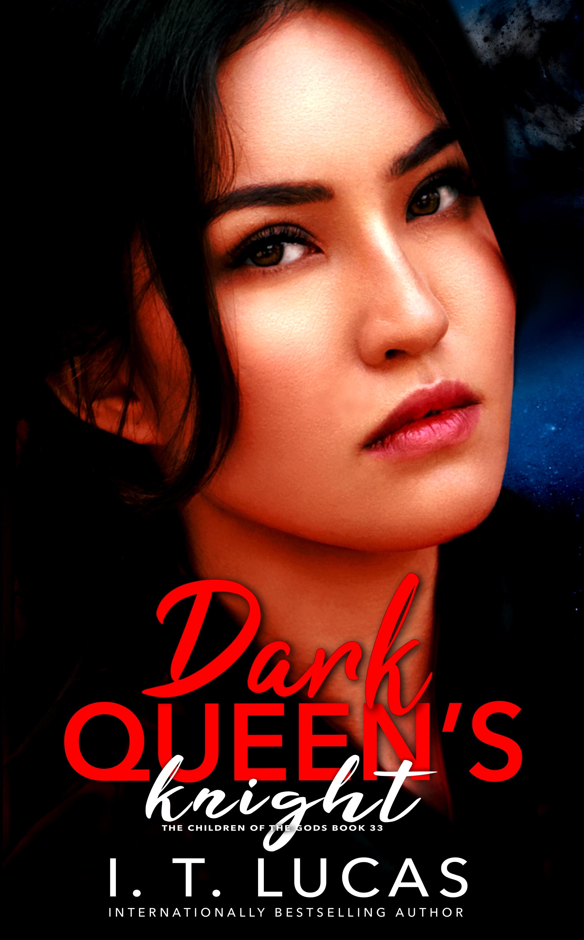 Dark Queen's Knight (The Children Of The Gods, 33)