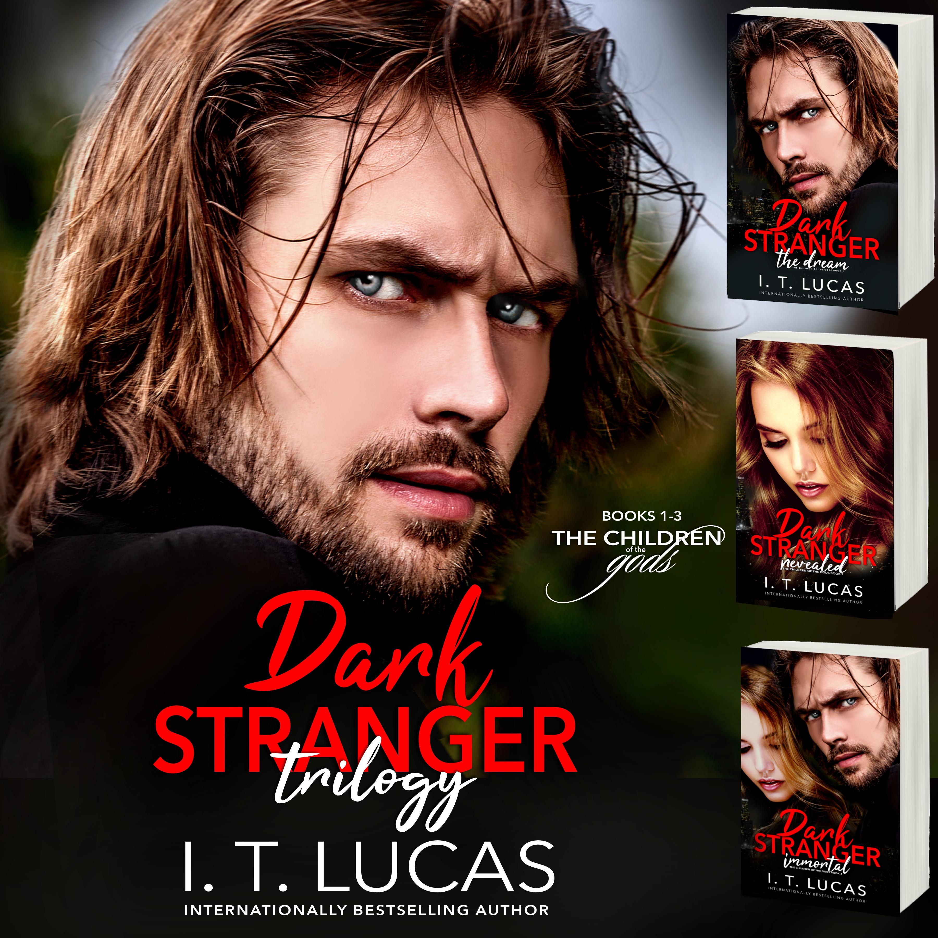 Dark Stranger: The Children Of The Gods