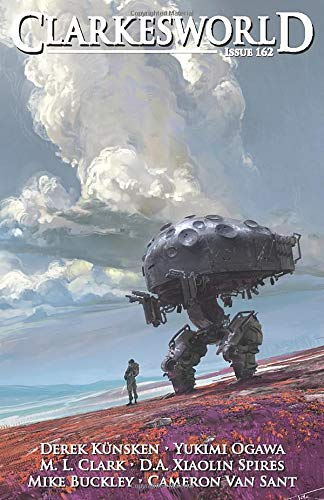 Clarkesworld: March 2020, #162