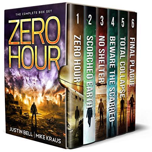 Zero Hour: The Complete Box Set (Zero Hour #1-6)