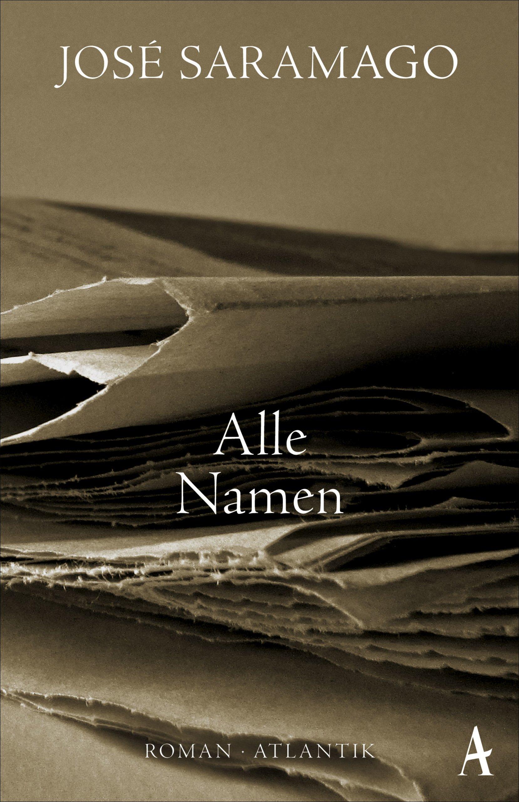 Alle Namen: Trilogie der menschlichen Zustände, Band 2