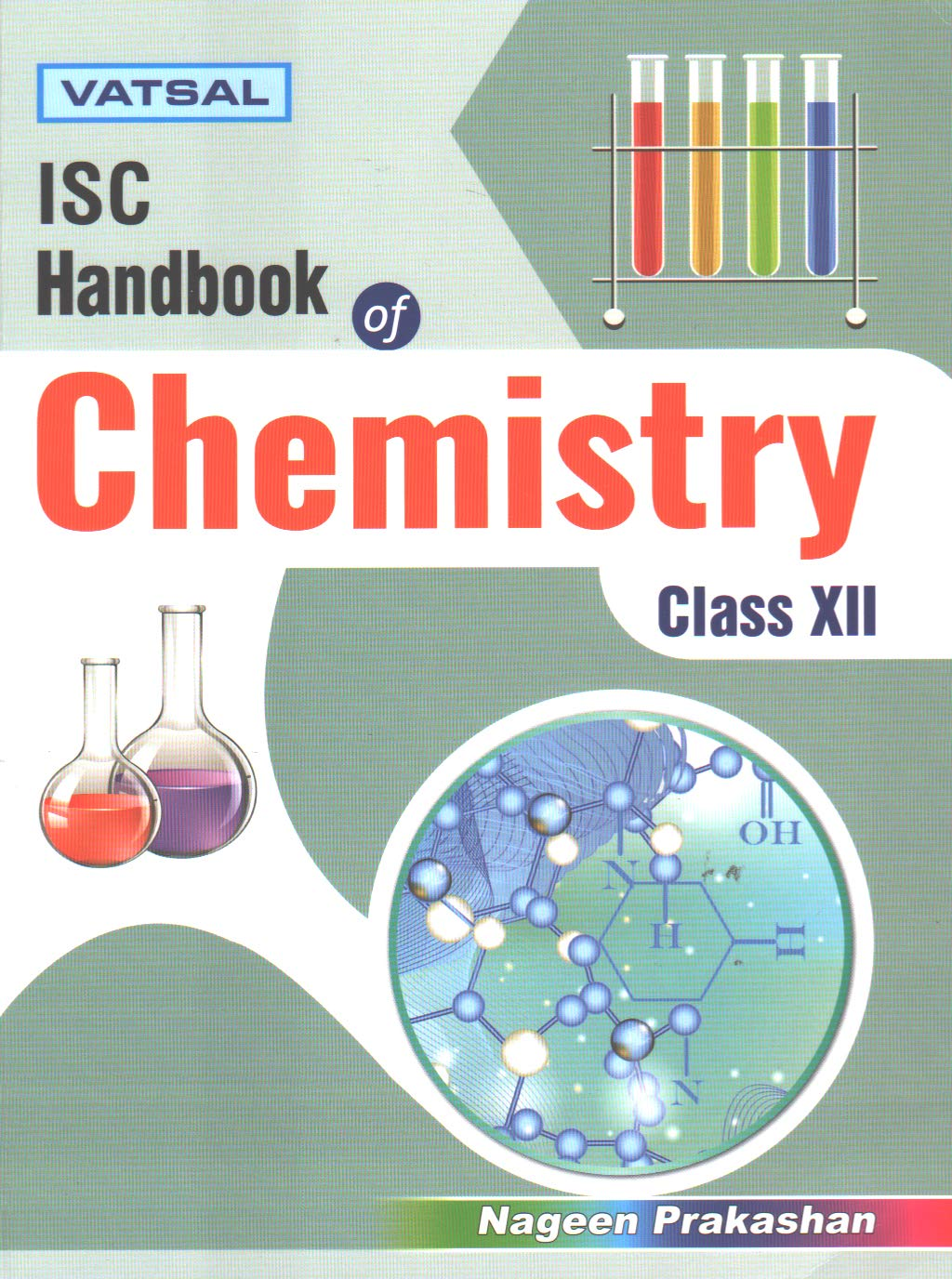 Vatsal ISC Handbook of Chemistry Class 12