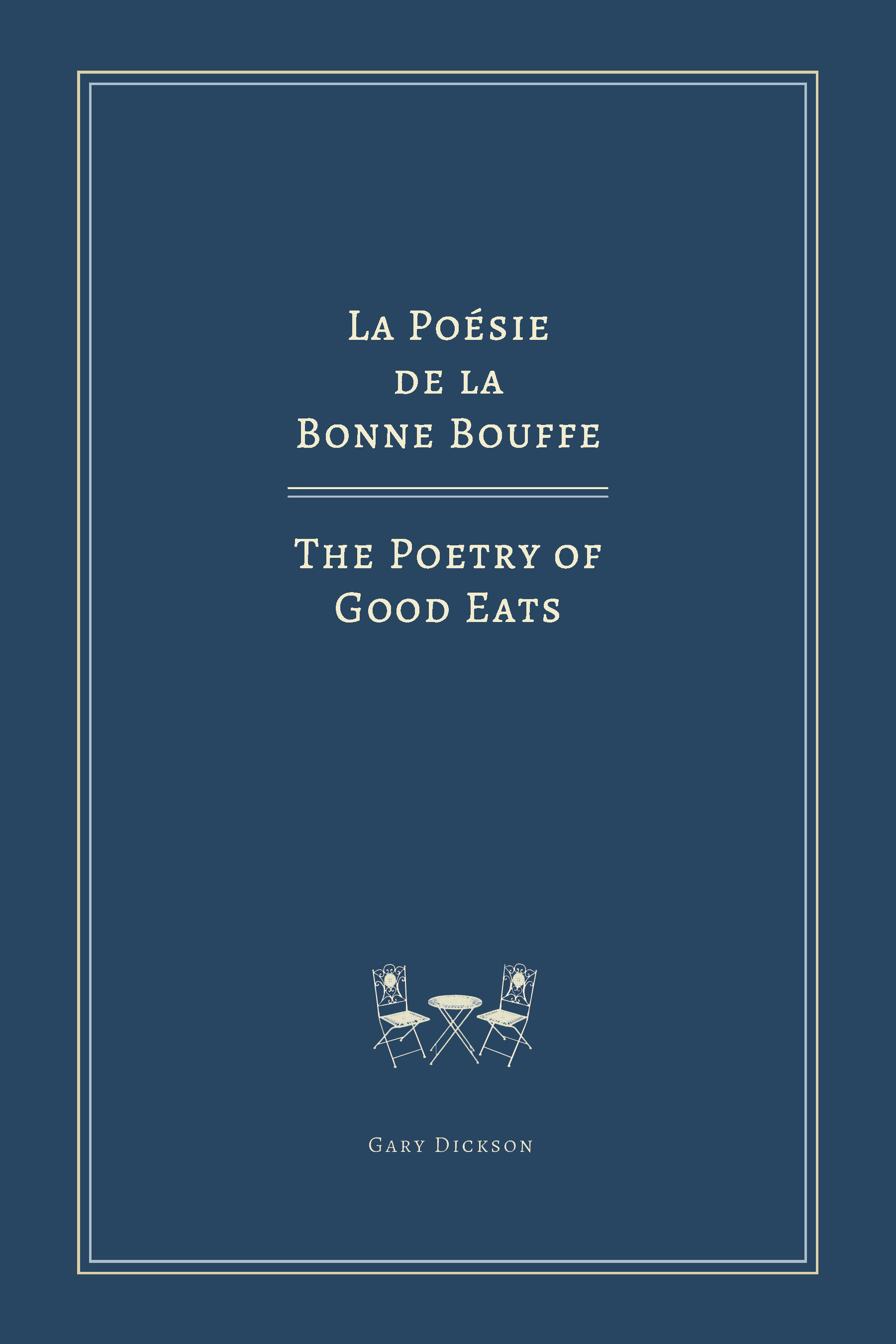 The Poetry of Good Eats