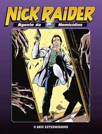Nick Raider n° 3 - L'angelo sterminatore