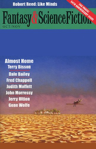 The Best of Fantasy and Science Fiction Magazine: Joe Haldeman and Others