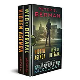 Hidden Agenda / Web of Betrayal (Tales from the Robbery-Homicide Division #1-2)