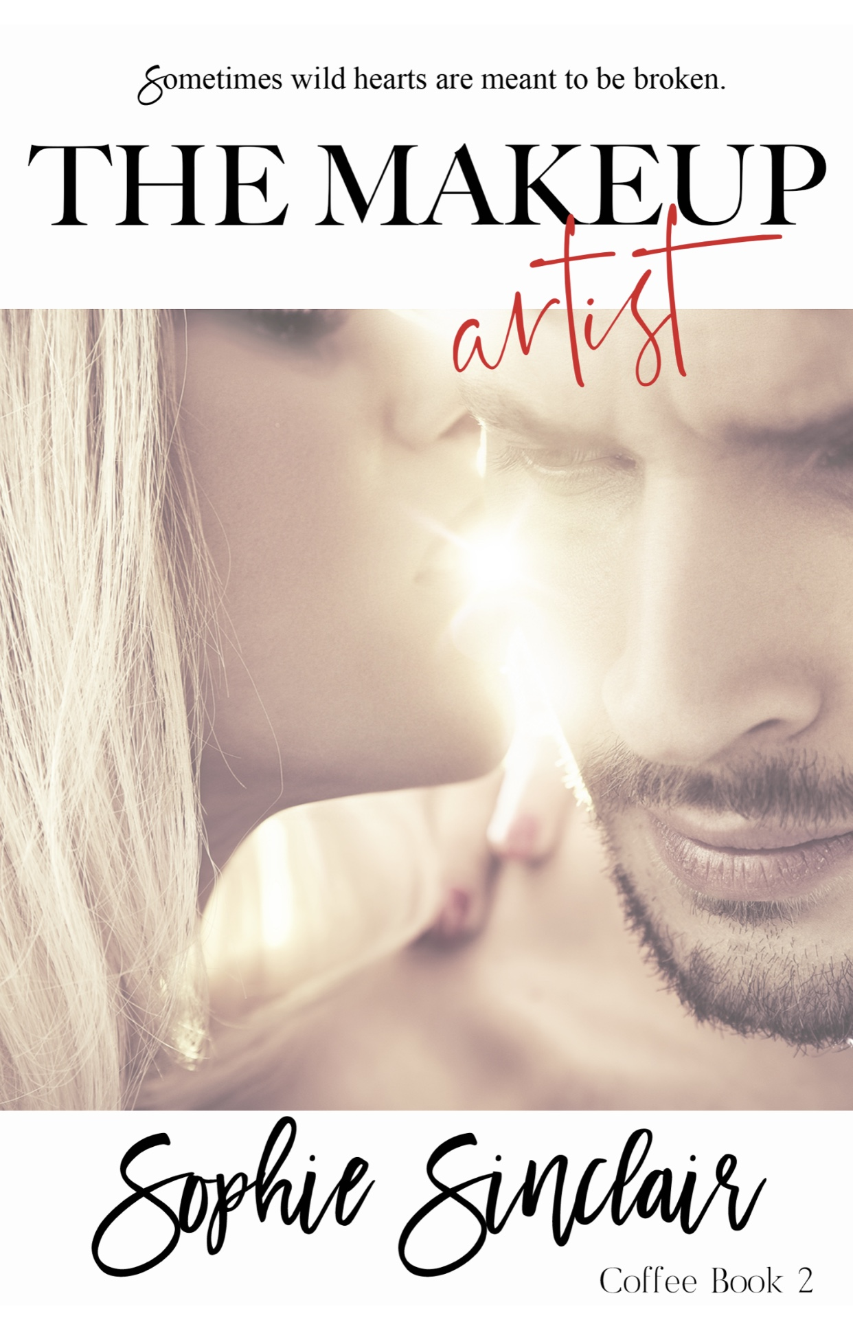 The Makeup Artist (Coffee Book #2)