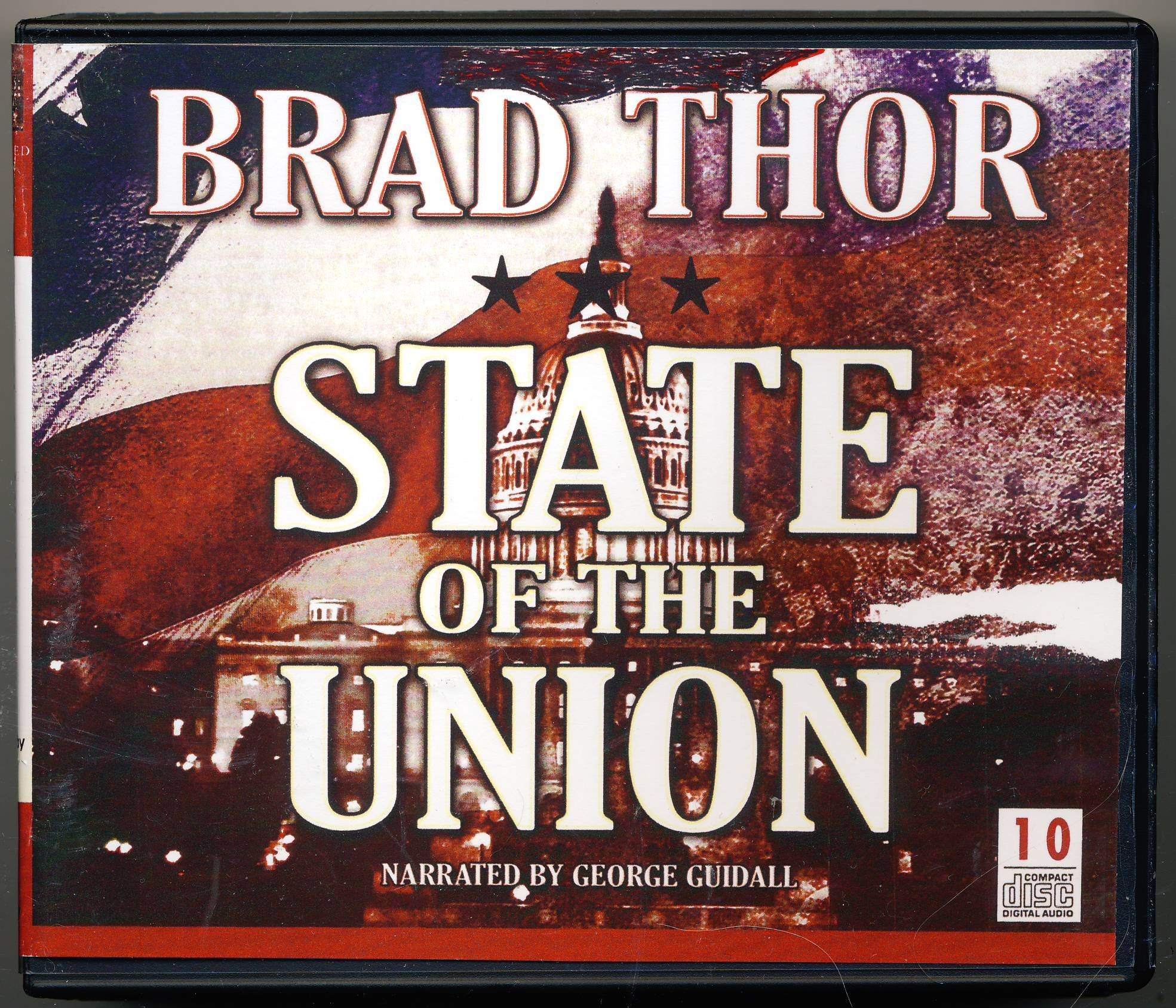 State of the Union by Brat Thor Unabridged CD Audiobook