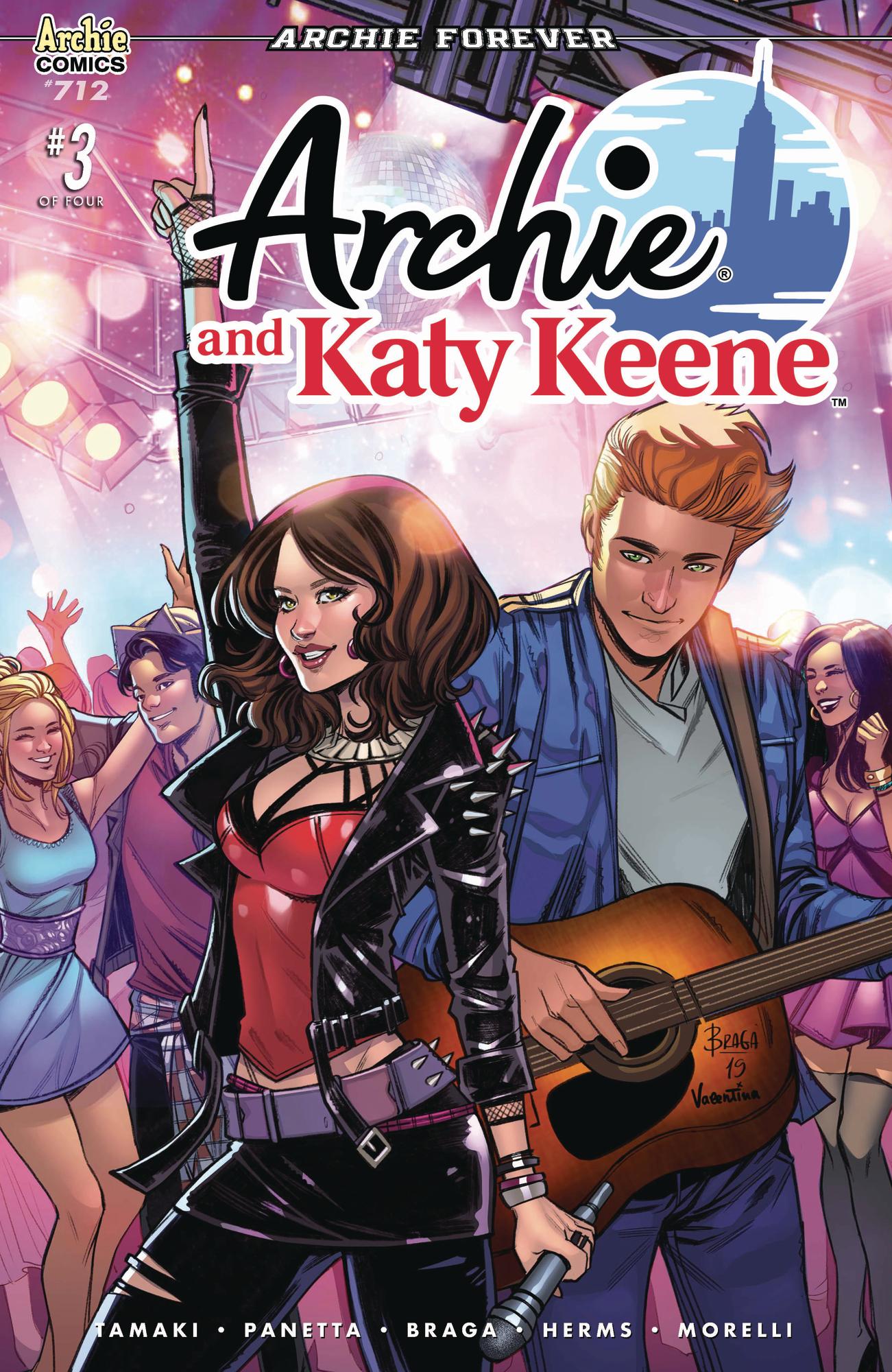 Archie (2015-) (Archie & Katy Keene #3) #712