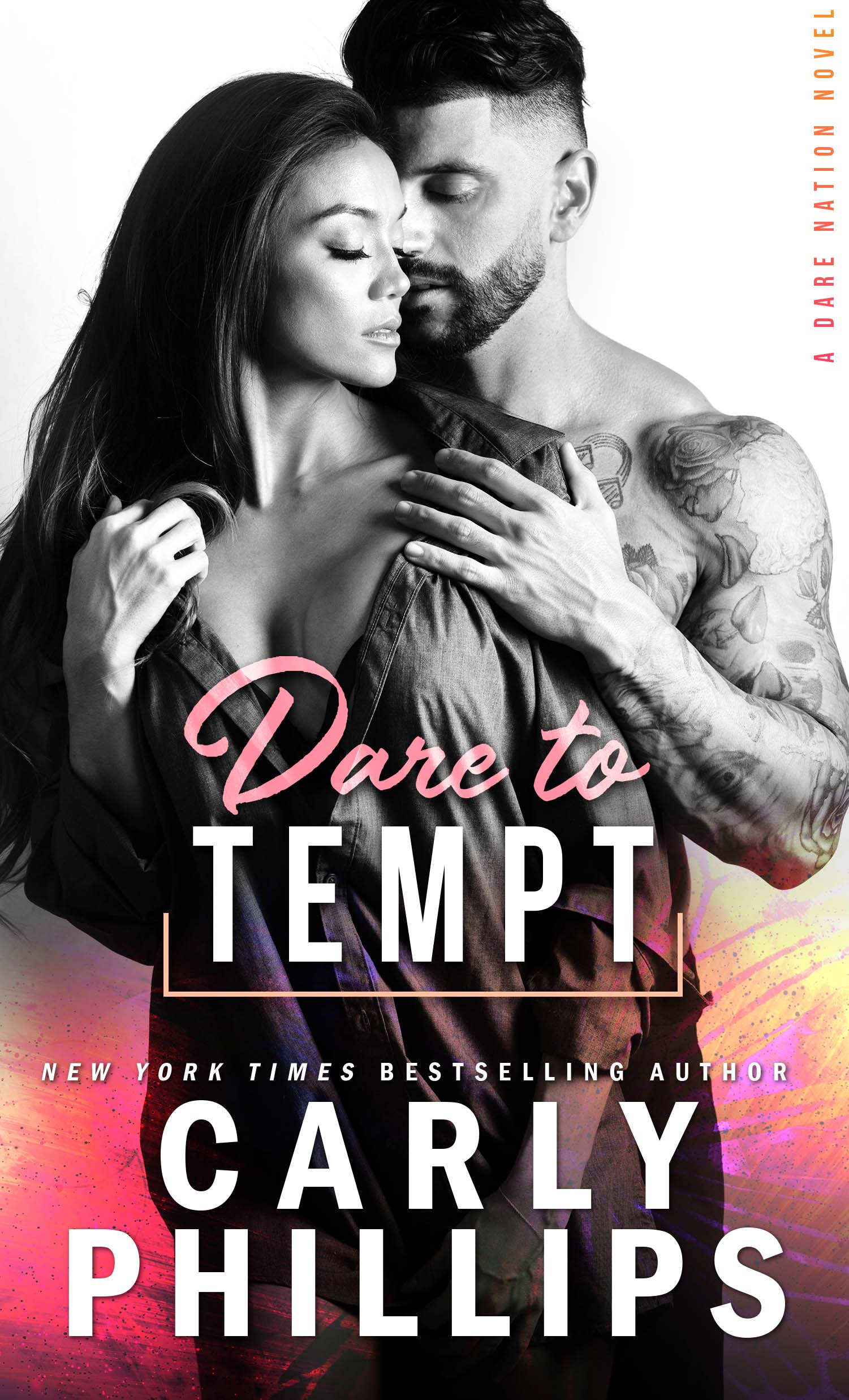 Dare To Tempt (Dare Nation, #2)