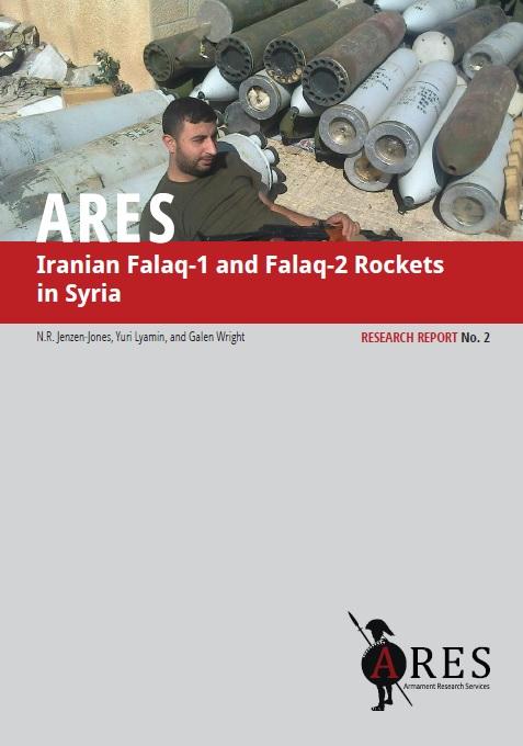 Iranian Falaq-1 and Falaq-2 Rockets in Syria