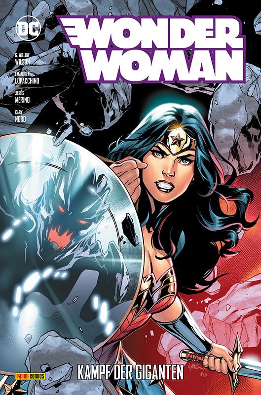 Wonder Woman 10 - Kampf der Giganten (Wonder Woman, #10)