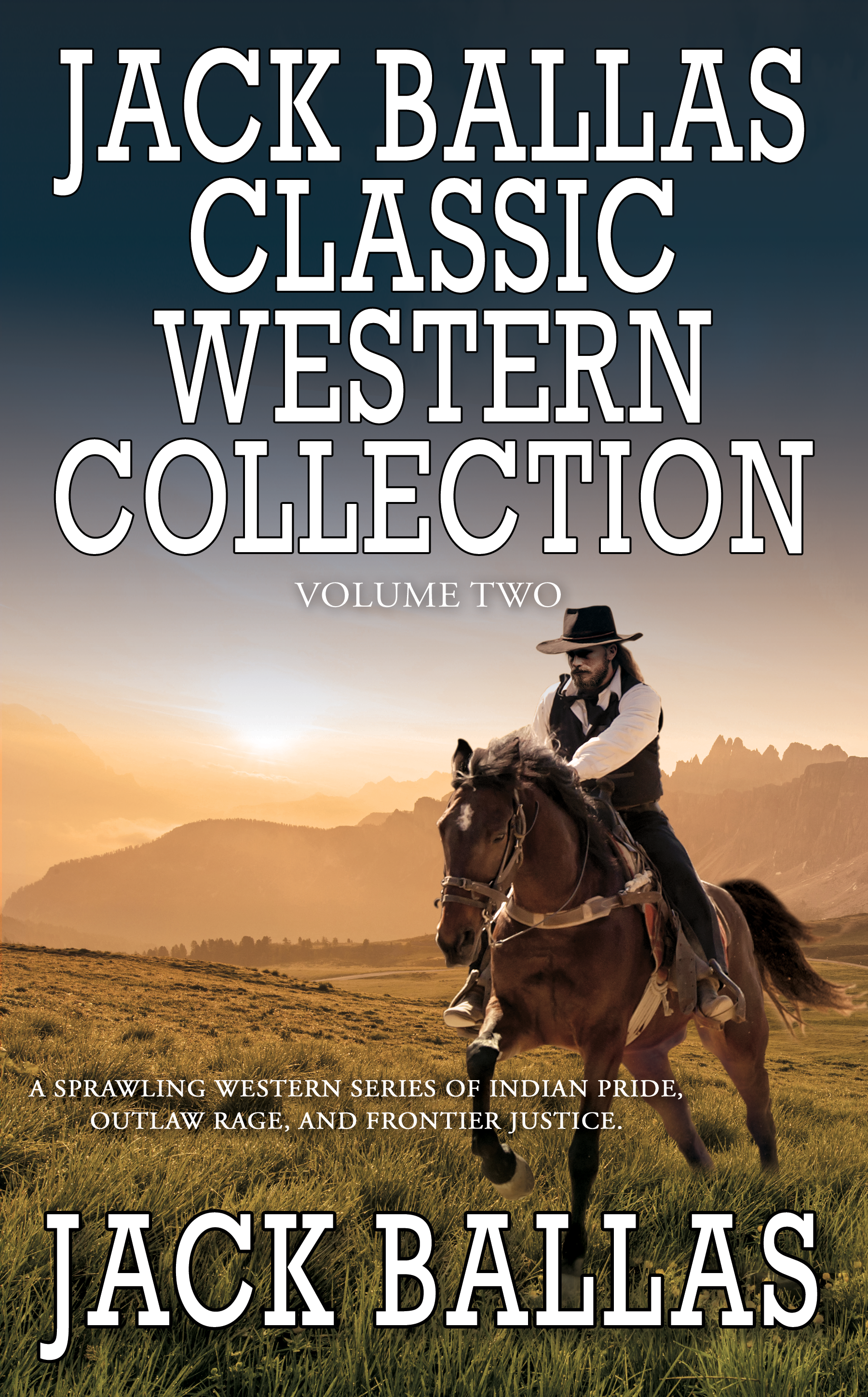 Jack Ballas Classic Western Collection, Volume 2