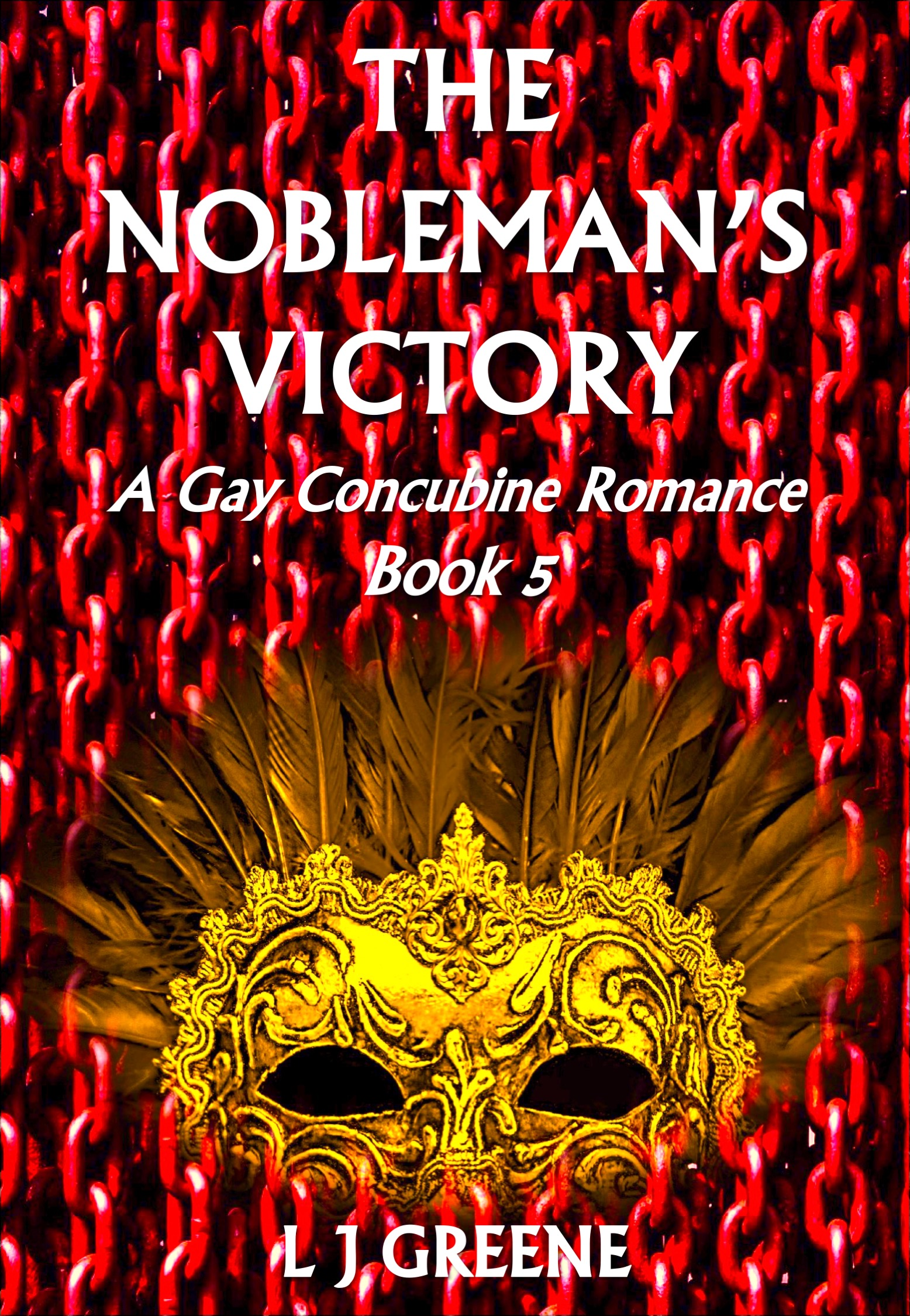 The Nobleman's Victory (Gay Concubines #5)