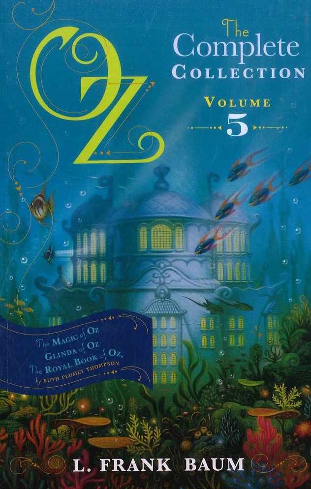 Oz: The Complete Collection Volume 5