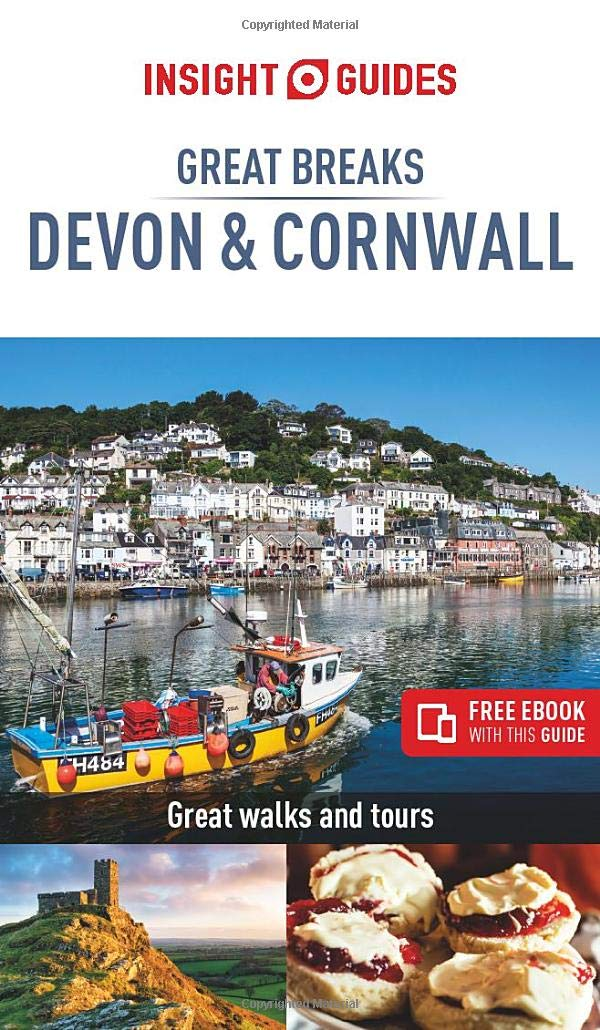 Insight Guides Great Breaks Devon & Cornwall (Travel Guide with Free eBook) (Insight Great Breaks)