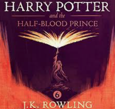 Audiobook - HP & the Half-Blood Prince