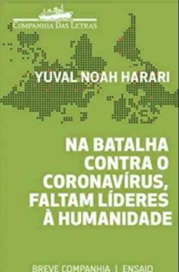Na batalha contra o coronavírus, faltam líderes à humanidade