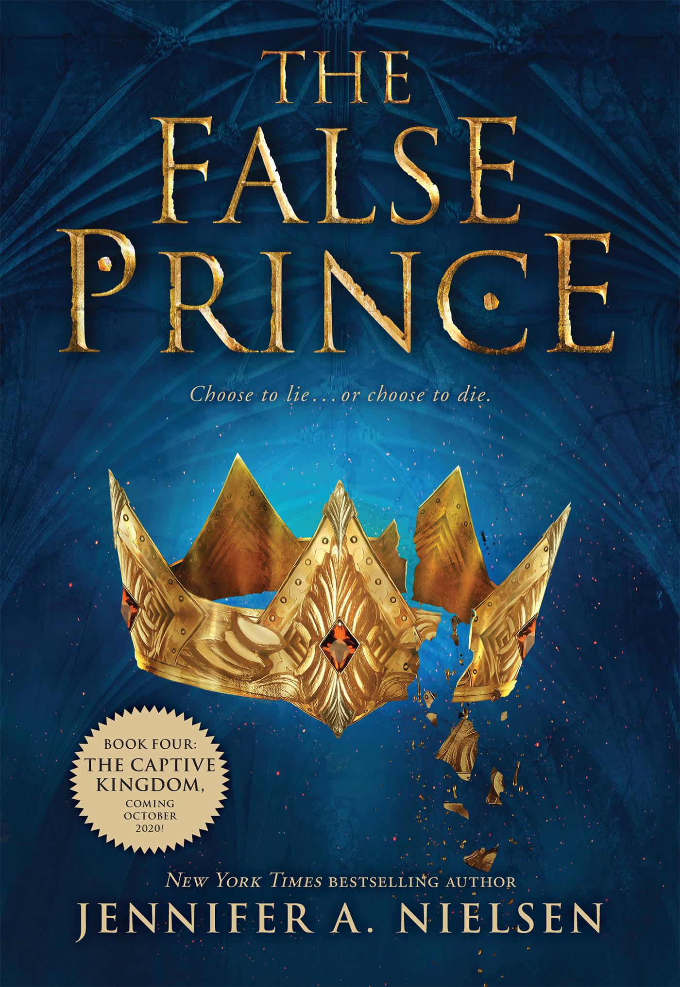 The False Prince (Ascendance, #1)
