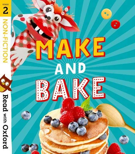 Rwo Non-Fiction Stage 2 Make And Bake