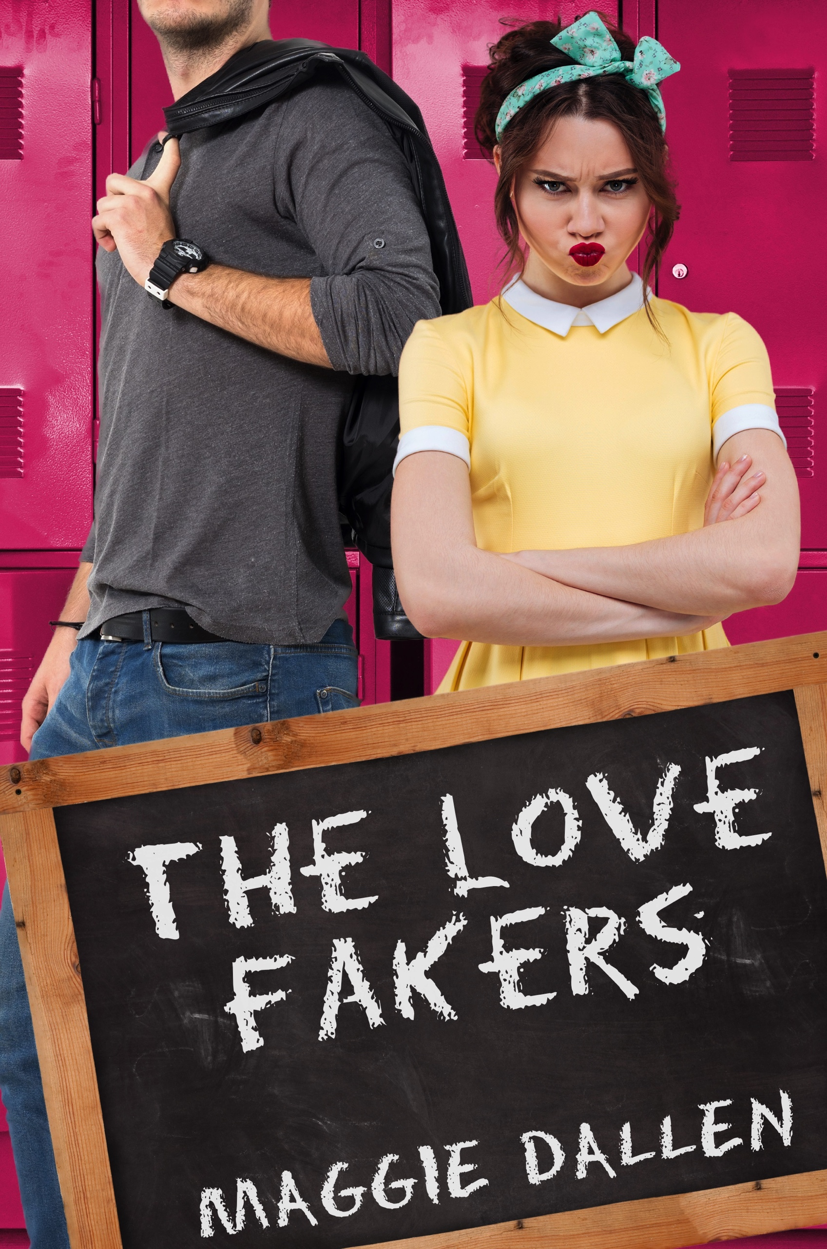 The Love Fakers (Love Quiz, #1)