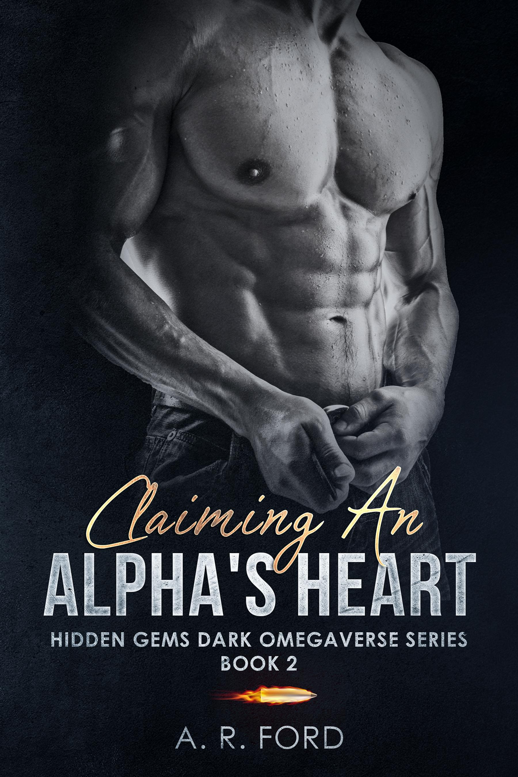 Claiming an Alpha's Heart (Hidden Gems #2)