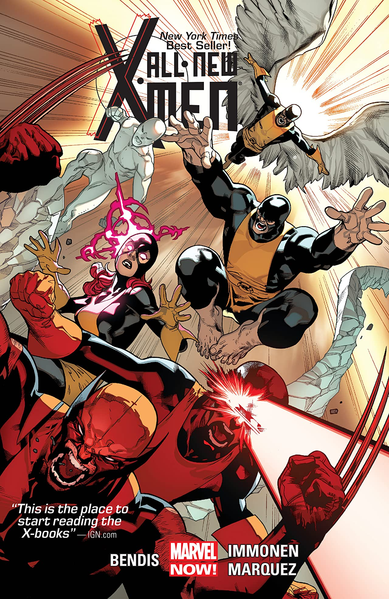 All-New X-Men: Deluxe Edition, Book 1