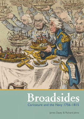 Broadsides: Caricatures and the Navy, 1756-1815