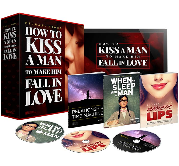 How To Kiss A Man To Make Him Fall In Love