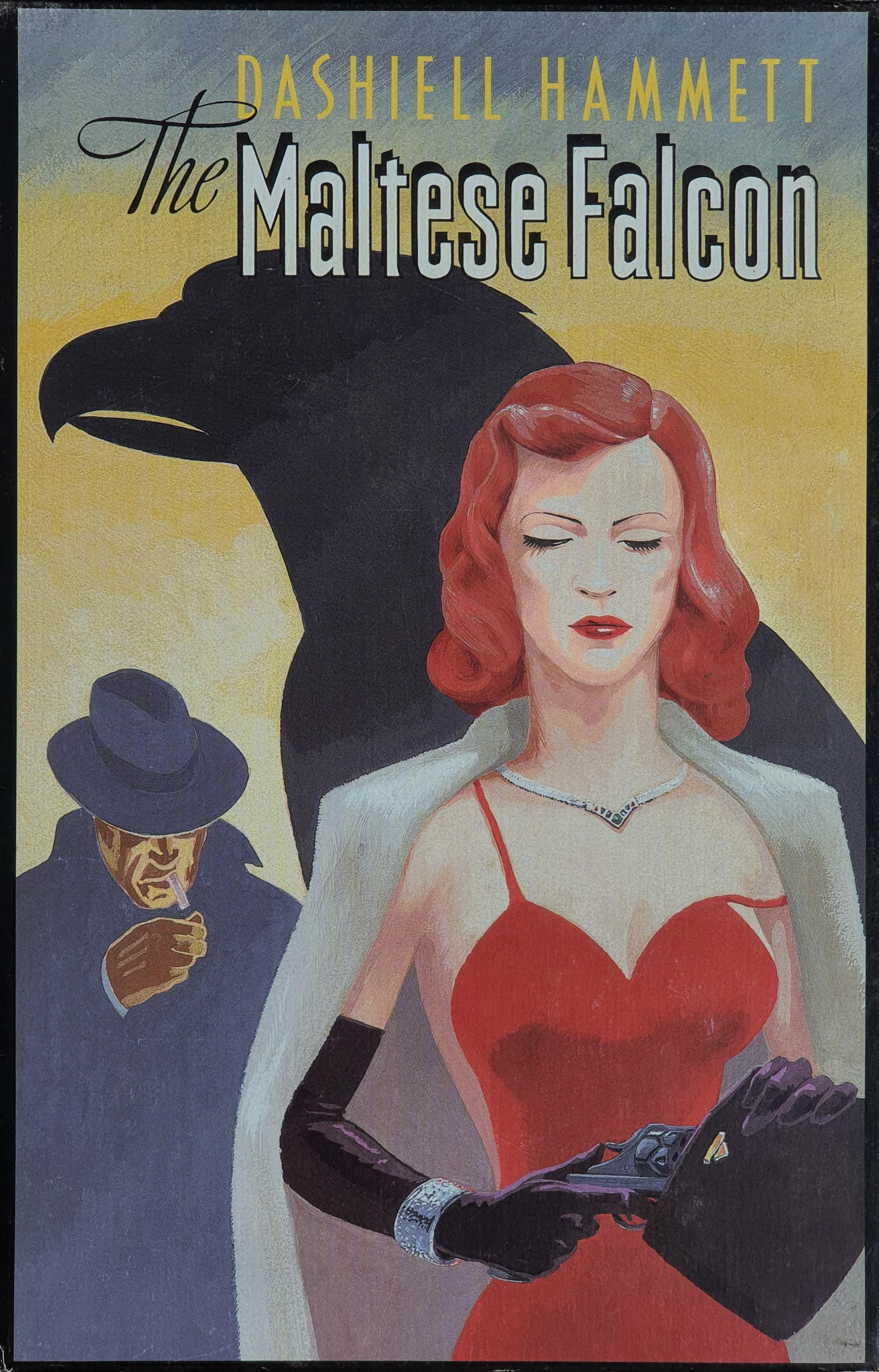 The Maltese Falcon - Folio Society