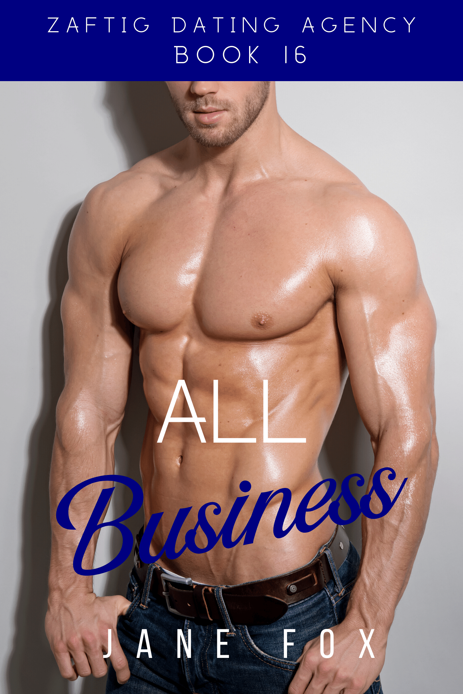 All Business (Zaftig Dating Agency, #16)
