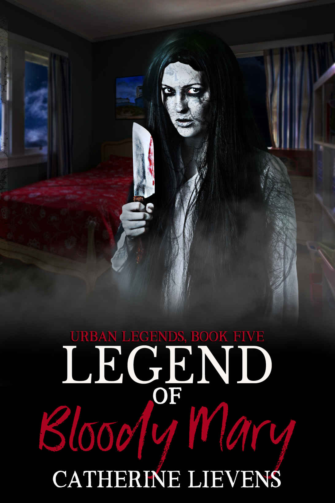 Legend of Bloody Mary (Urban Legends, #5)