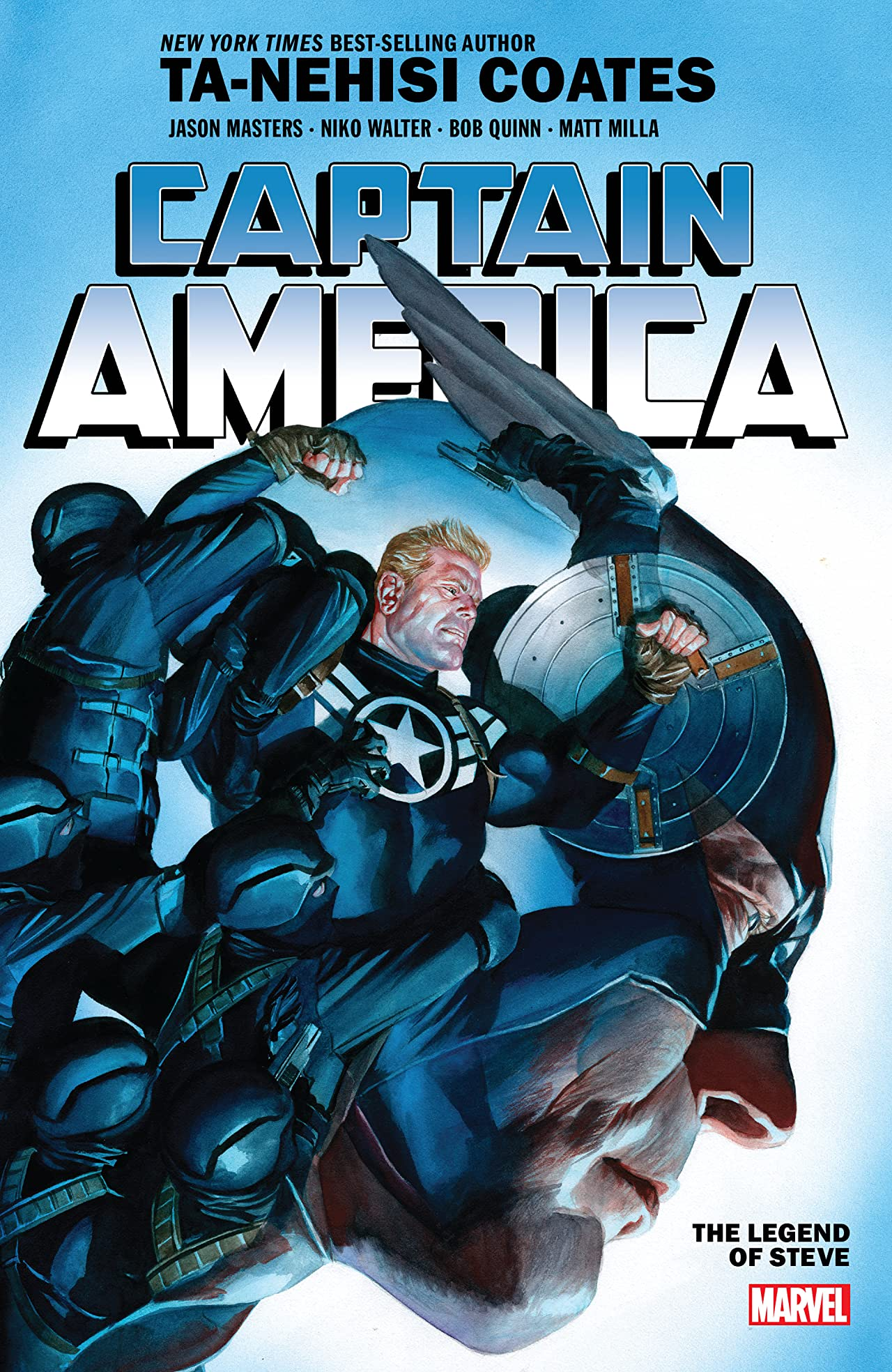Captain America by Ta-Nehisi Coates, Vol. 3: The Legend of Steve