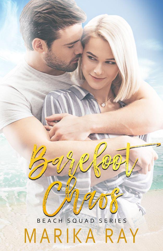 Barefoot Chaos (Beach Squad, #3)