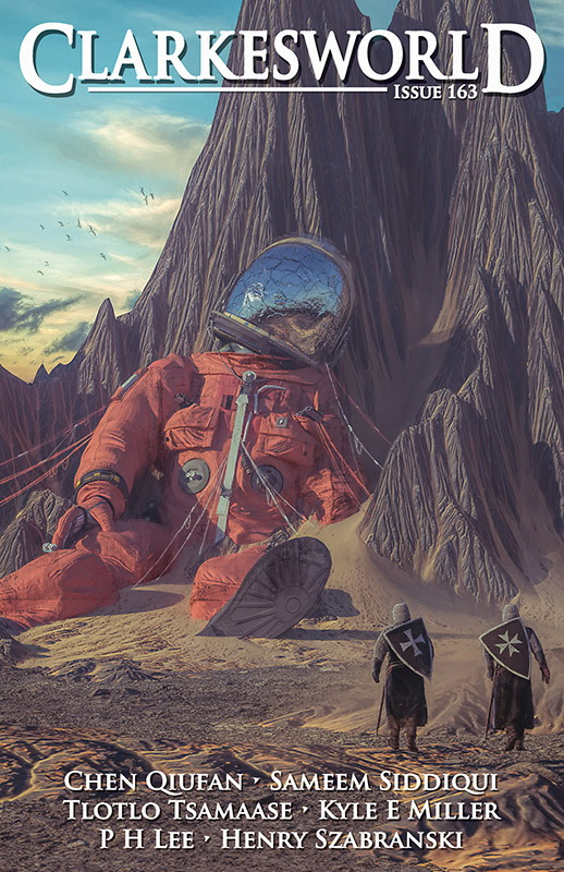 Clarkesworld Magazine #163, April 2020
