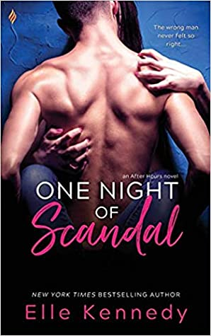One Night of Scandal (After Hours, #2)