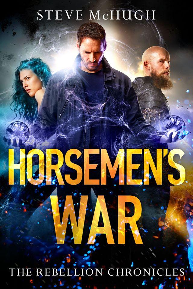 Horsemen's War (The Rebellion Chronicles, #3)