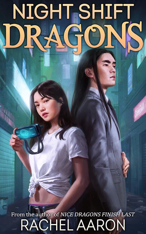 Night Shift Dragons (DFZ, #3)