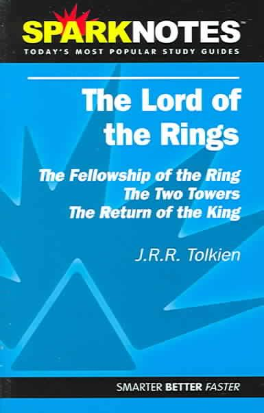 Lord of the Rings (3-in-1) (SparkNotes Literature Guide)