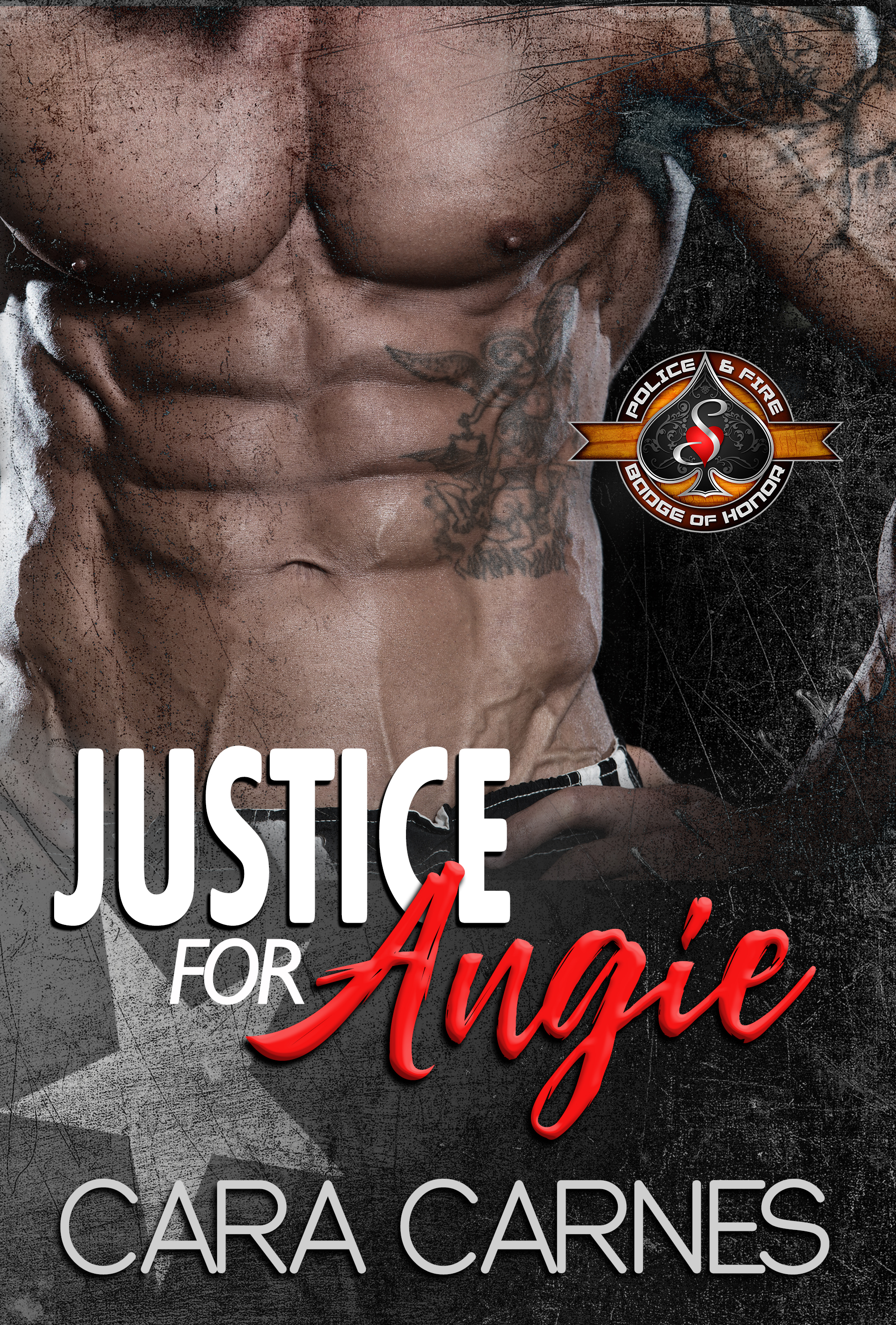 Justice For Angie: Police and Fire: Operation Alpha (Counterstrike, #2)