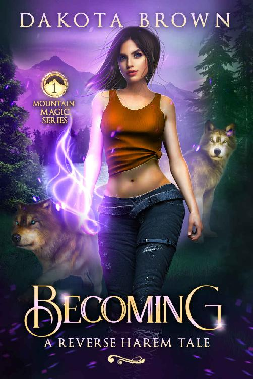 Becoming (Mountain Magic, #1)