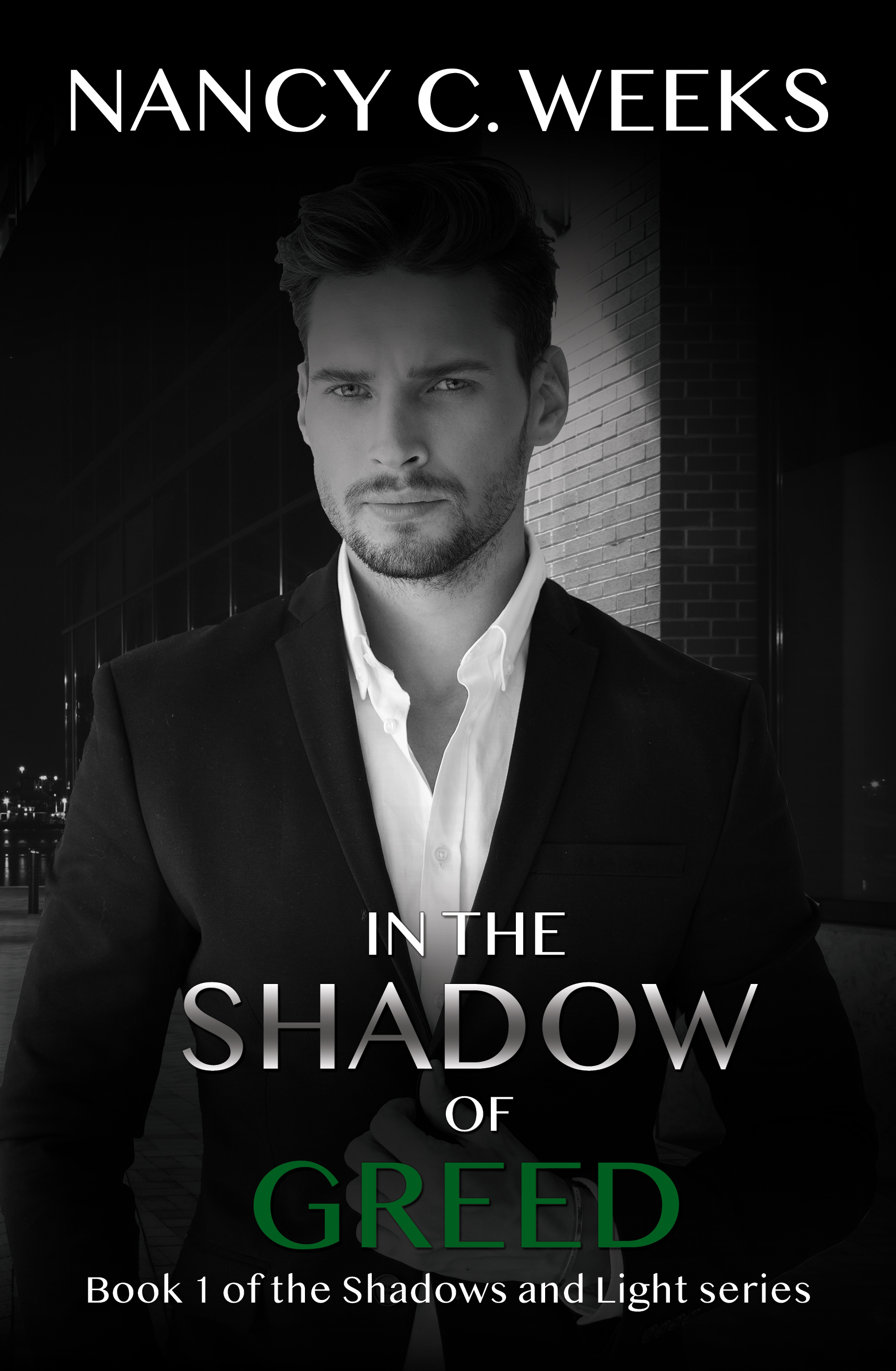 In the Shadow of Greed Gripping Cybercrime Thriller, Paranormal Suspense