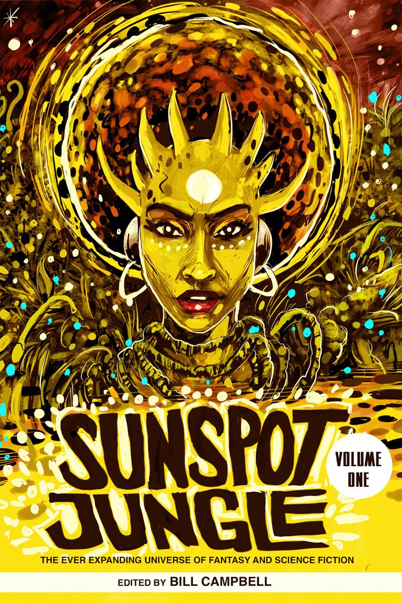 Sunspot Jungle (Sunspot Jungle, #1)