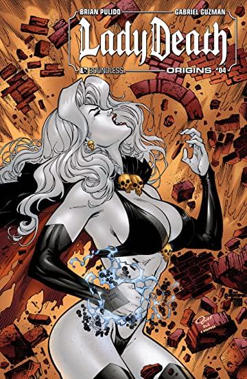 Lady Death: Origins #4