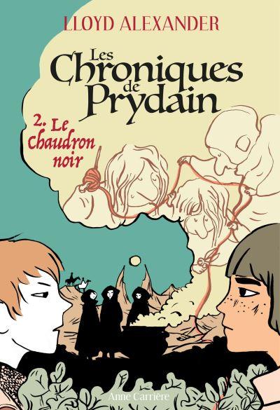 Le Chaudron noir (Les chroniques de Prydain tome 2)