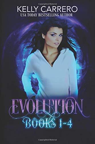 Evolution Series Books 1-4